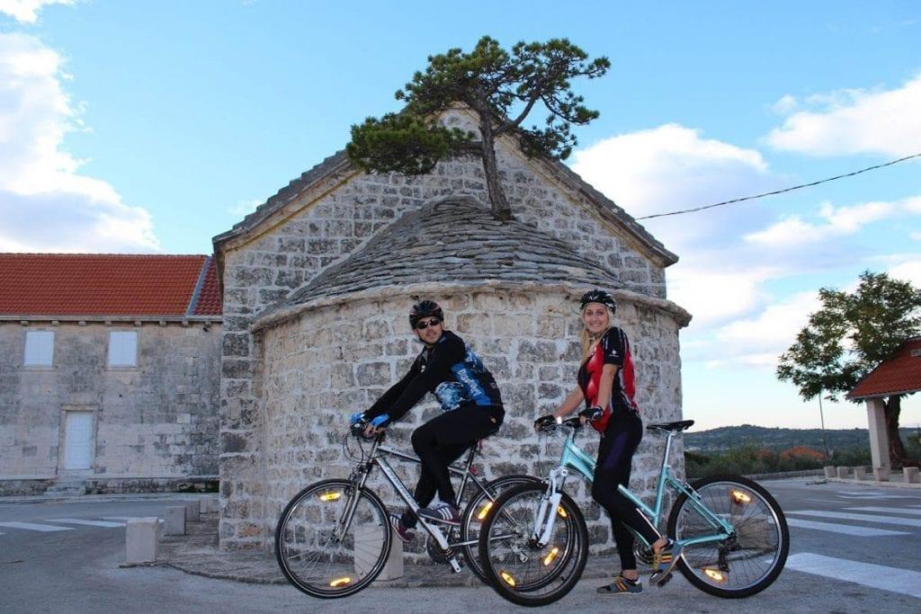 Saint Petar bike track