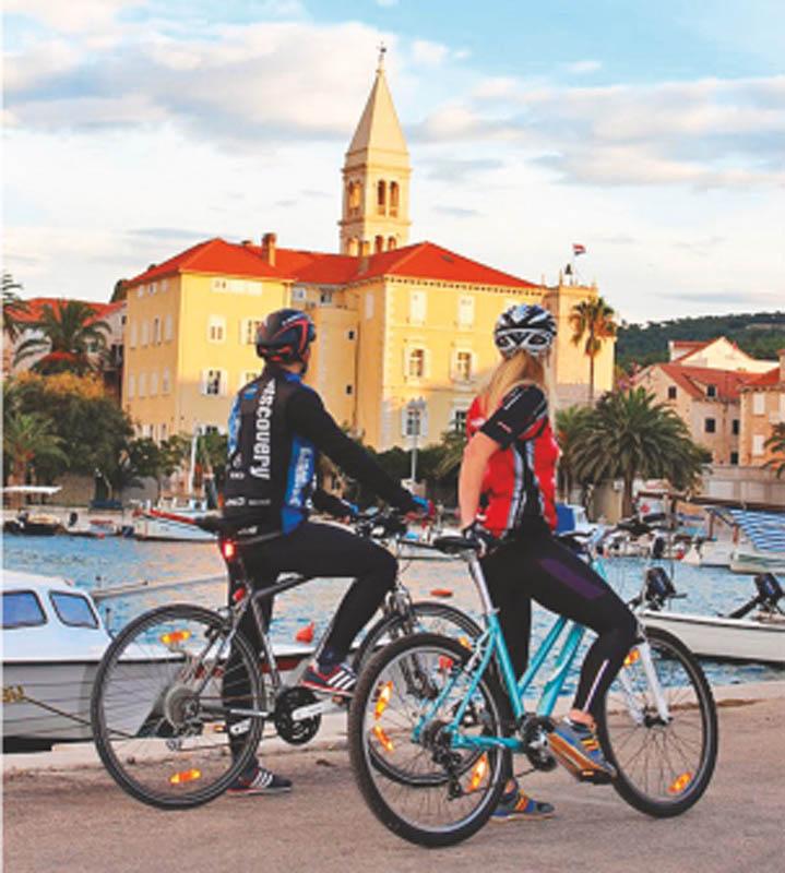 Saint Roko bike track